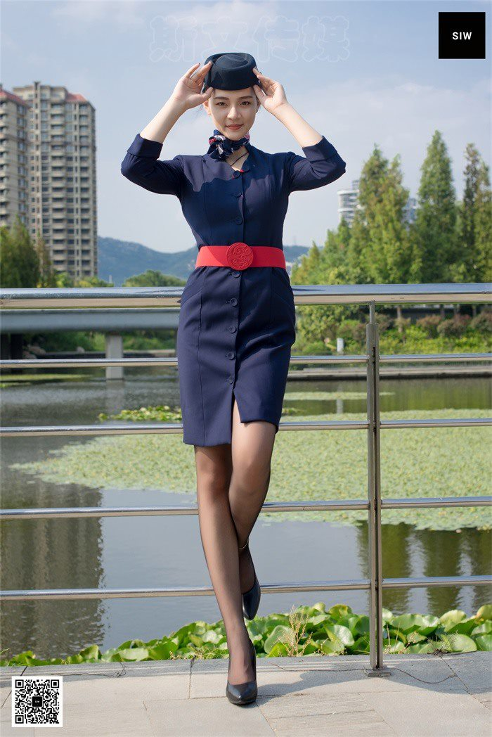 [SIW斯文传媒]VOL.051 欧范空姐-思琪[66P/164M]